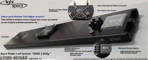 LS100-9015AD-Akvaryum-power-led-aydinlatma